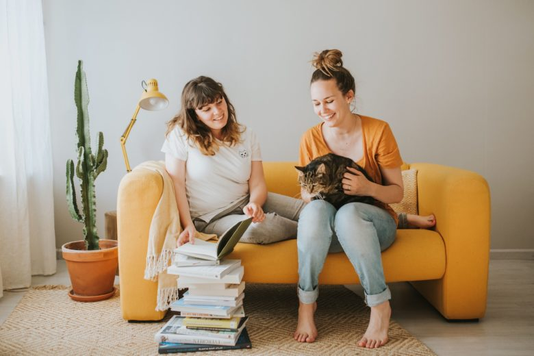 Jessie en Nicky Kroon door Marisa Broekhuizen