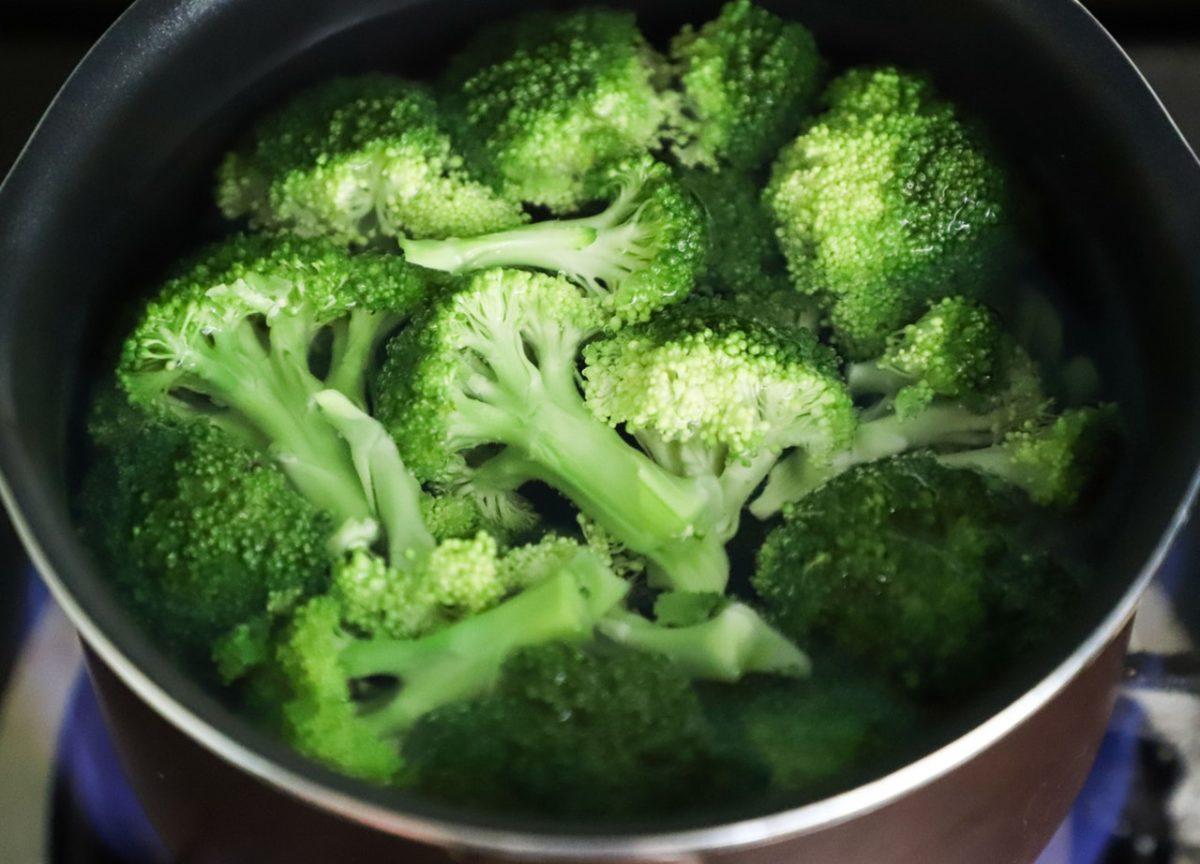 prei broccoli soep