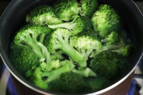 prei broccoli soep