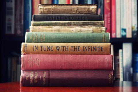 Zes boeken om te (her)lezen in tijden van quarantaine (Beeld: Pexels)