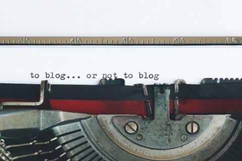 Bloggen als bedrijf - met deze vijf tips van Ingelise de Vries begin je goed