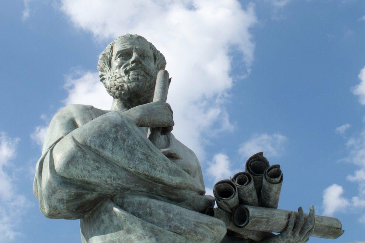 Standbeeld van Socrates - Beeld via Pixabay